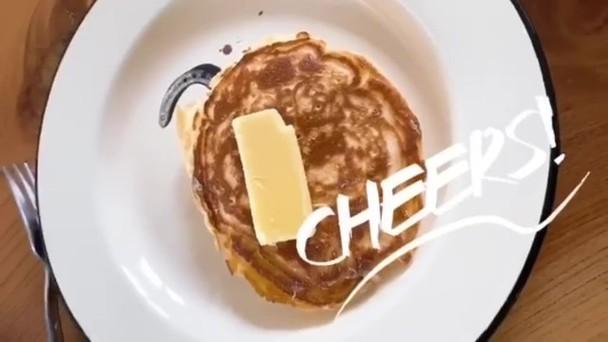 容祖儿的早餐