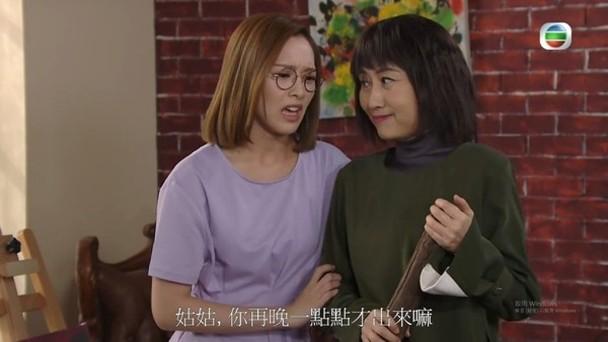 """两位""""冯盈盈""""碰头,成为城中热话。"""