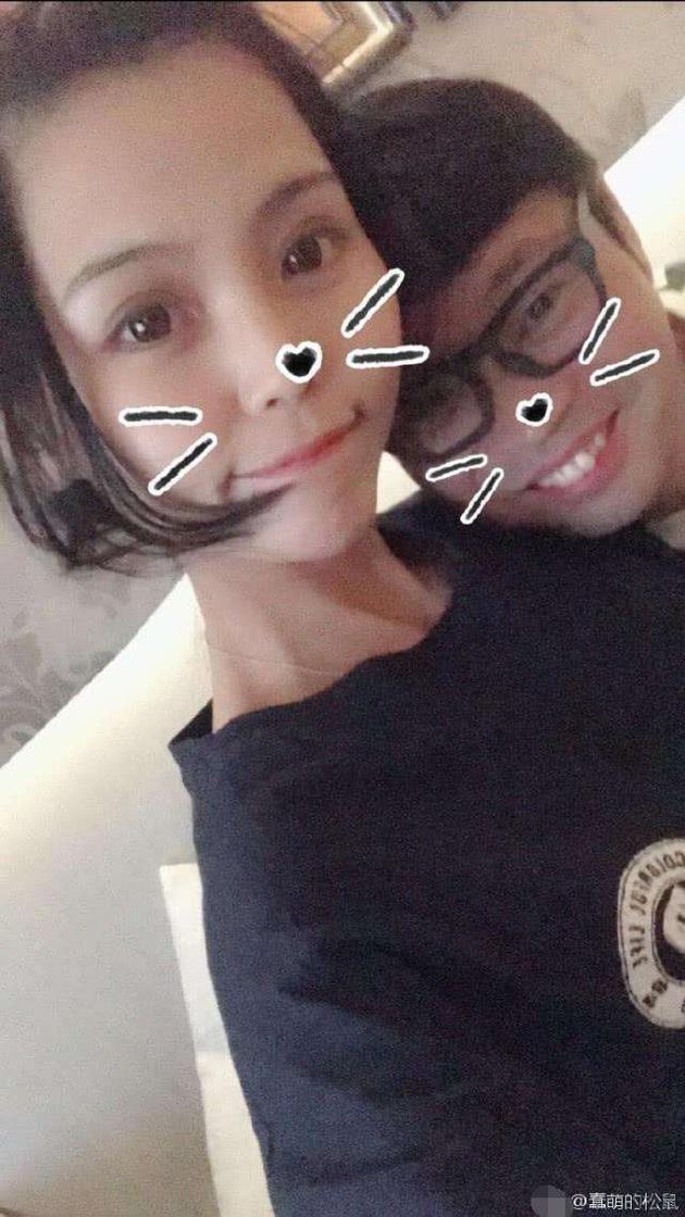 王迅与娇妻