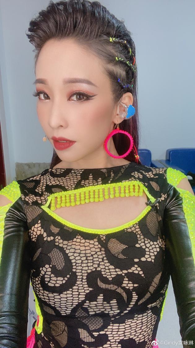 袁咏琳发长文回应淘汰:我不再只是周杰伦的师妹