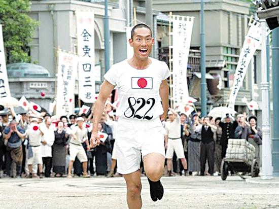 《韋馱天:東京奧運的故事》劇照
