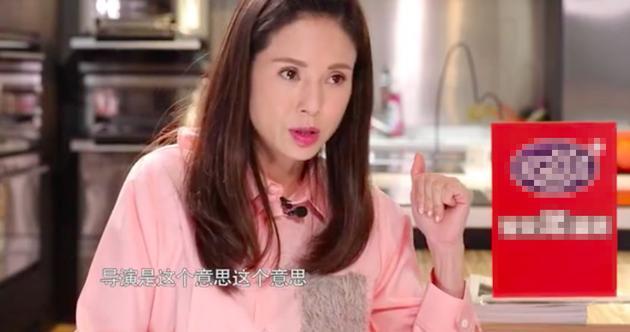 李若彤自曝曾遭遇导演潜规则暗示