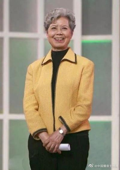 中国第一位电视播音员沈力逝世 享年87岁