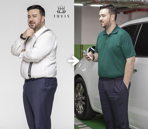 山姆三个月暴瘦22公斤