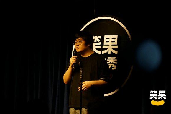 王建国 图片来源:笑果文化
