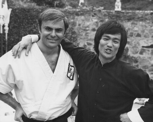 美国男星萨克松病世 曾与李小龙合作《龙争虎斗》