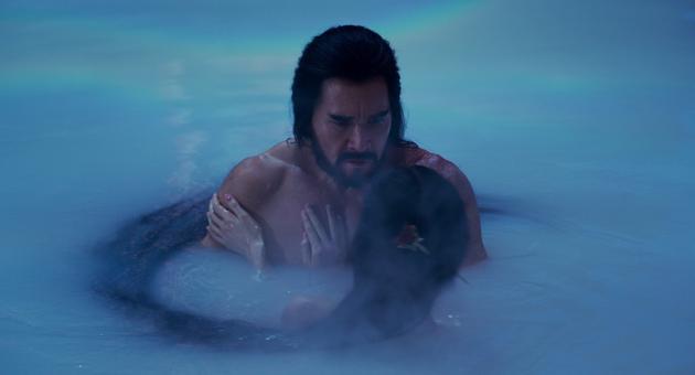 纣王与妲己酒池共浴