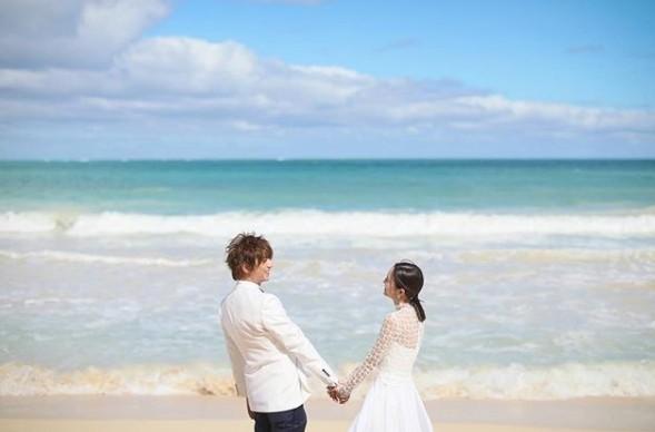 三浦翔平、桐谷美玲結婚相當低調