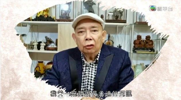 《少林足球》大师兄74岁近照曝光 露面悼念吴孟达