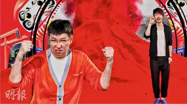 苏施黄(左)在旅游节目《厉害了﹗苏哥儿》中大骂拍档Soko,惹网民反感,还有扬言罢看