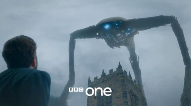 BBC拍新版《世界大战》 外星人+古装戏清奇组合!
