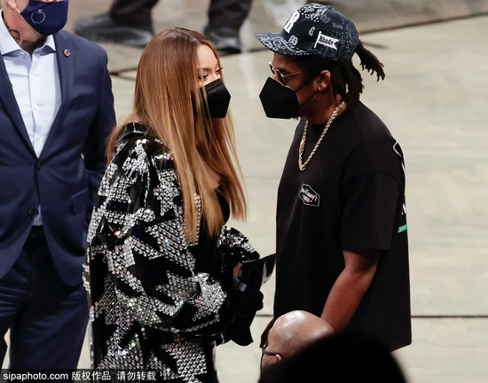 碧昂斯与Jay Z