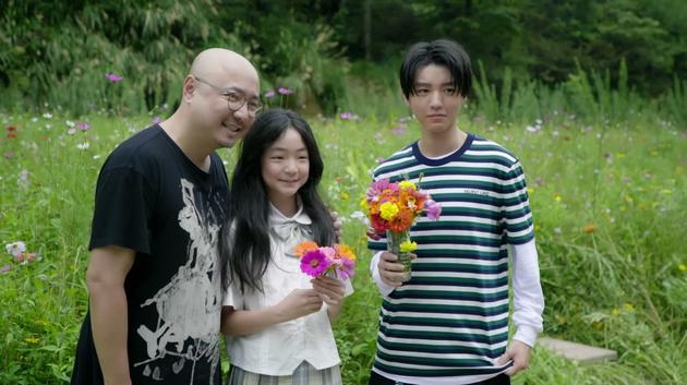 徐峥11岁女儿参演《家乡》 和偶像王俊凯搭戏