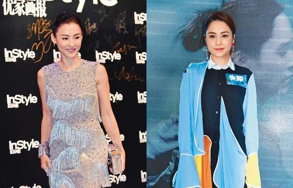 台媒曝阿娇推掉《浪姐2》 因其不愿与张柏芝同台