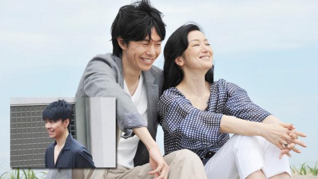 铃木京香和男友长谷川博己