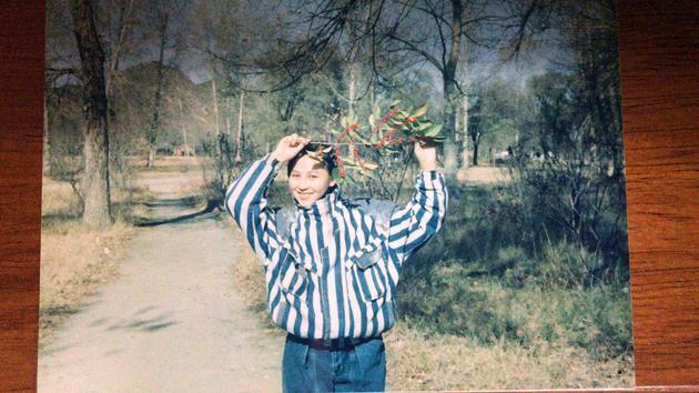 岳丽娜的老照片