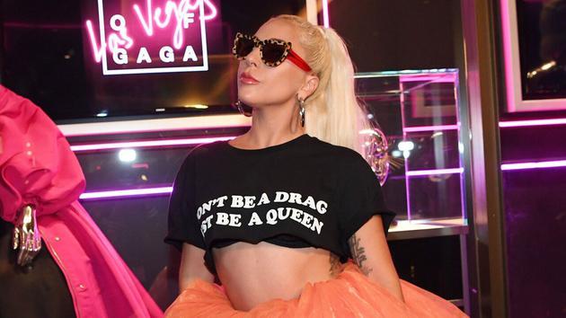 Lady Gaga在拉斯维添斯驻唱