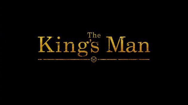 《The King's Man》官方发布logo