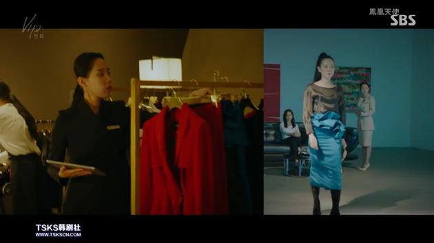 VIP是这样买衣服的,专属空间、专属衣物、专属模特、专属服务人员