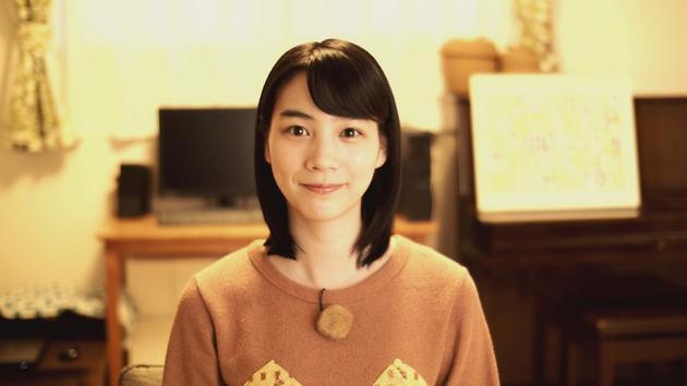 女星NON为NHK教育频道节目担任主持和解说