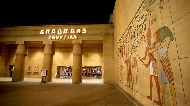 埃及剧院。图片来自网络