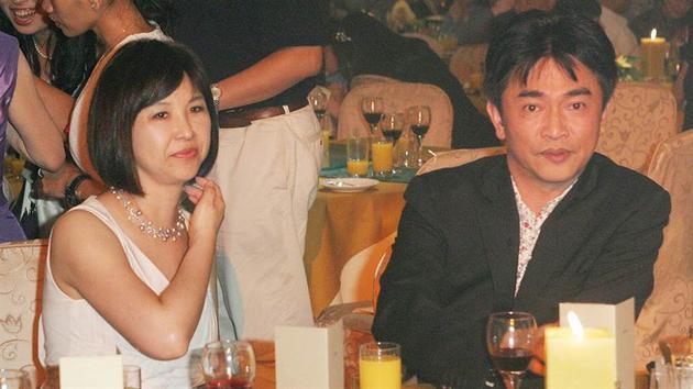 吴宗宪和老婆张葳葳结婚30年