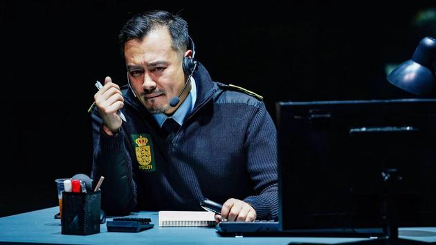 《罪人》首演 许圣楠:打电话推进剧情很具挑战