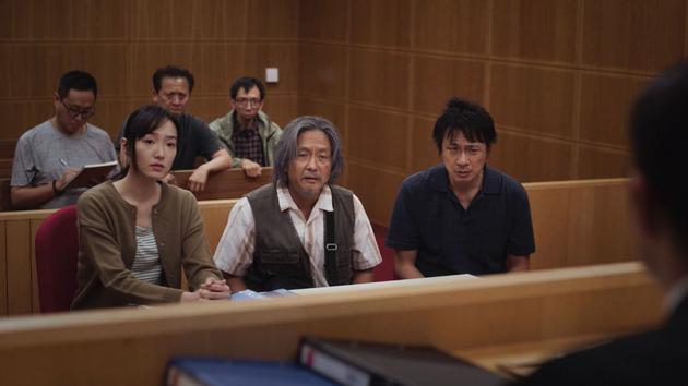 香港影片《浊水漂流》
