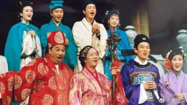黄百鸣发文悼念吴孟达:他是非常优秀的喜剧演员