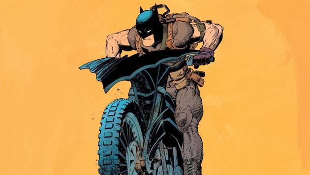 漫画《蝙蝠侠:零年》
