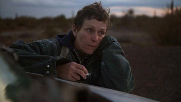 美国导演工会奖公布结果 《无依之地》拿下最大奖