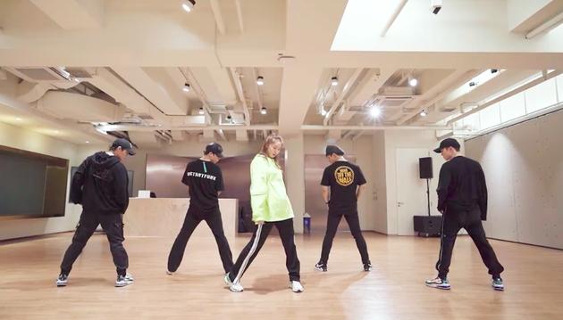 林允儿30岁生日 微博晒跳男团舞视频登热搜 林更新点赞送祝福!