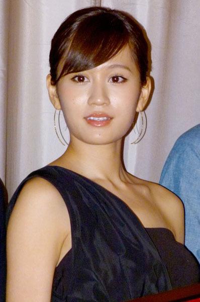前田敦子被爆料怀孕腹部隆起 被指疑似奉子成婚