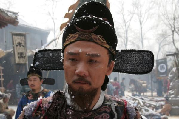 《年夜明王朝1566》剧照,黄志忠饰演海瑞