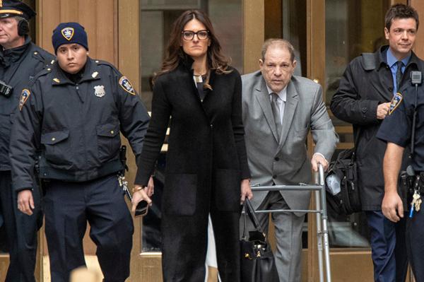 性侵案判决在即,电影大亨韦恩斯坦会否入狱?