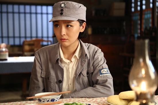 李曼飾演淑娟