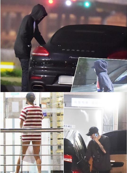 AOA雪炫与BlockB成员ZICO约会