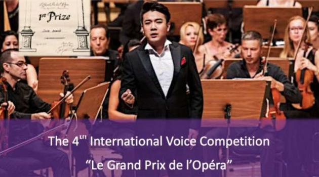 青年歌唱家张龙国际声乐比赛中获第一名