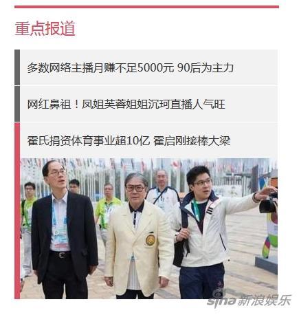 官方微博:@红人站