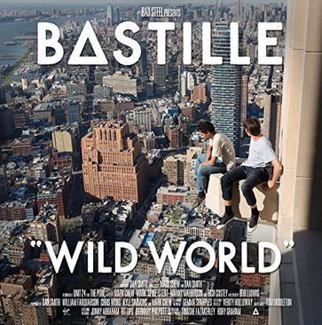 Bastille英国榜二连冠