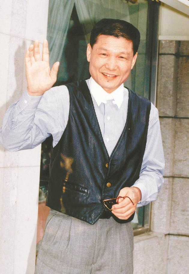 杨忠民(资料图)
