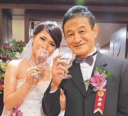 陈慕义迎娶娇妻
