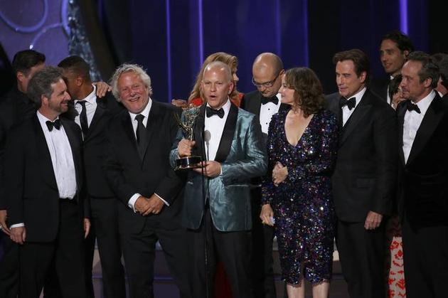 《美国犯罪故事》是今年艾美奖的大赢家