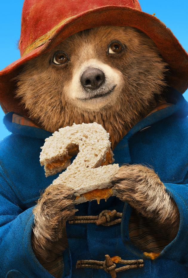 《帕丁顿熊2》预告海报