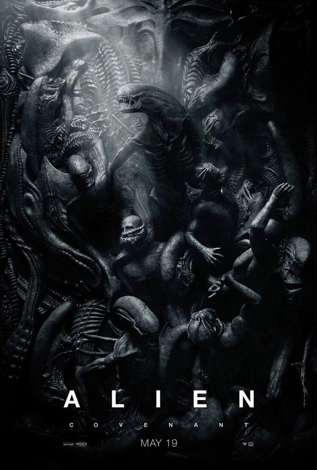 雷德利·斯科特刚拍了《异形》前传系列之《契约》
