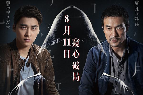 电影《心理罪》定档8月11日