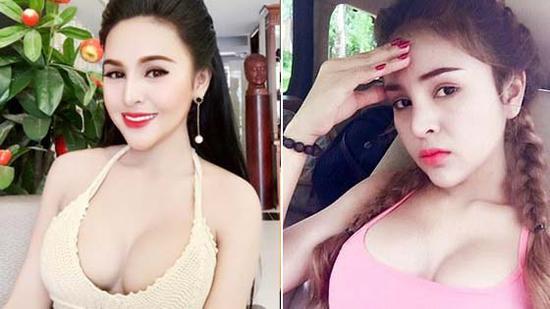 """柬埔寨24岁女星Denny Kwan因""""打扮太性感""""被禁演出一年"""
