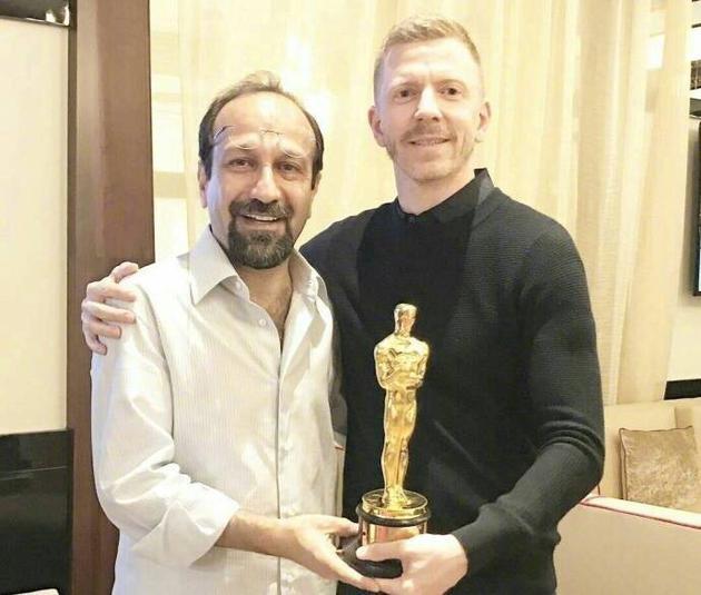法哈蒂因《推销员》再次获得奥斯卡最佳外语片奖项