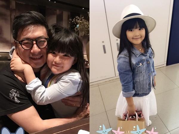 王岳倫與女兒王詩齡