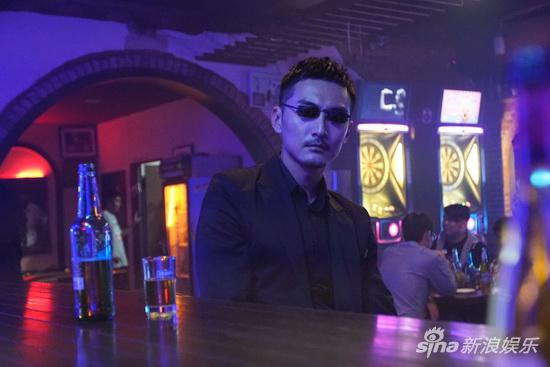 宋洋深夜食堂摘下墨镜眼神如虎霸气逼人 电视综艺 第4张